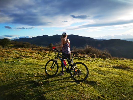 Connecting With Nature Through Biking