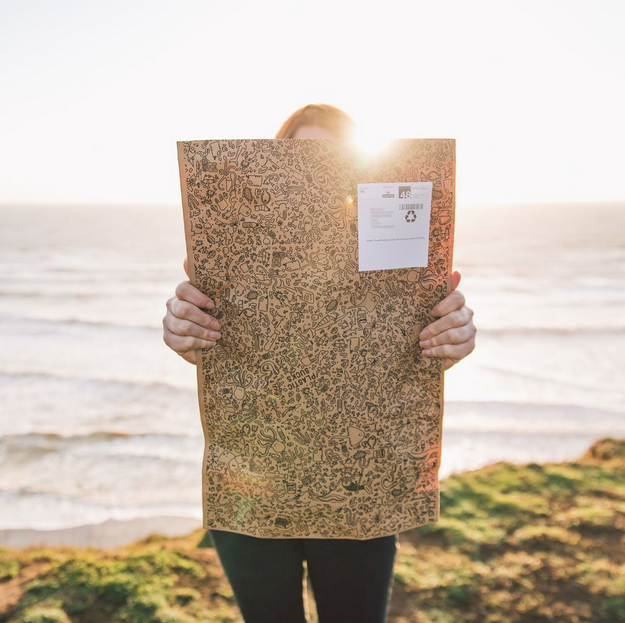 Nature Threads Clothing - Plastic Free Packaging