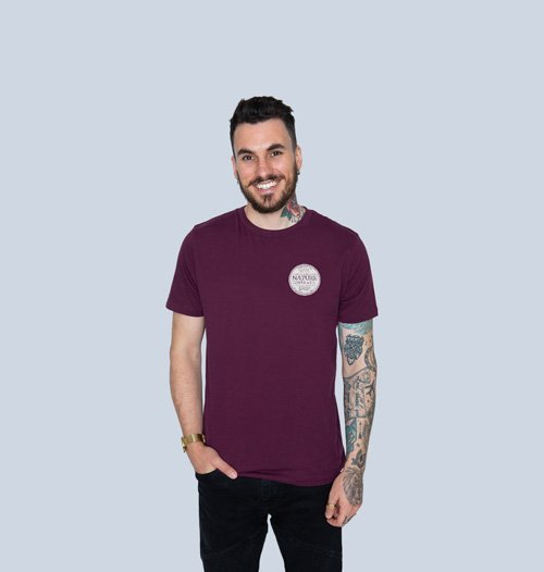 Men's Nature Threads Apparel Tee