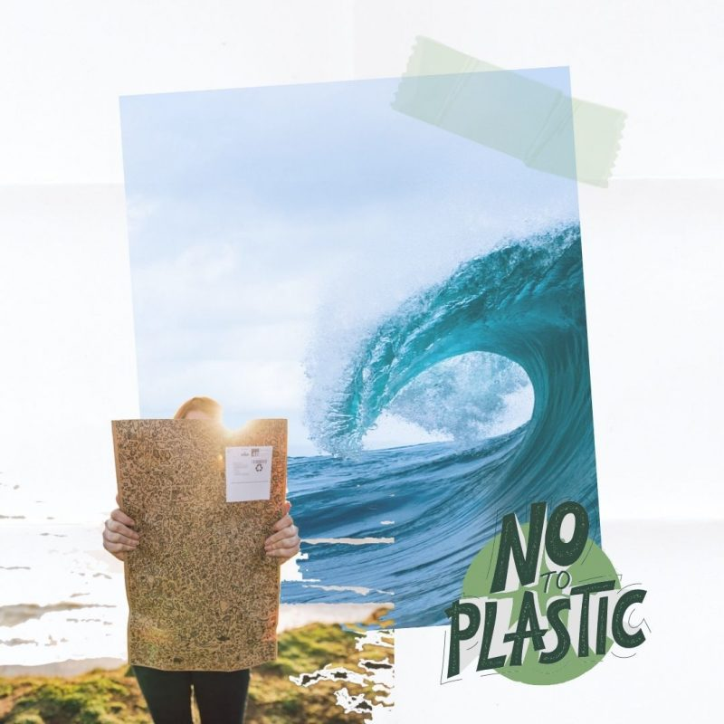 Our Ocean Inspired Plastic Free Packaging - Nature Threads
